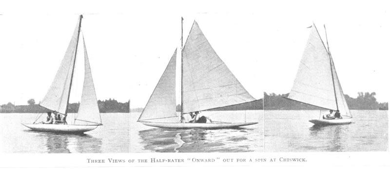 model yacht daniels